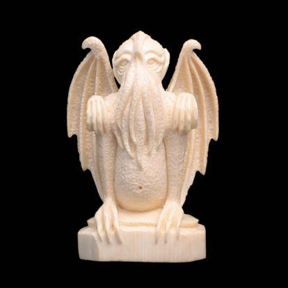 Cthulhu miniature