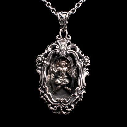 Baphomet pendant