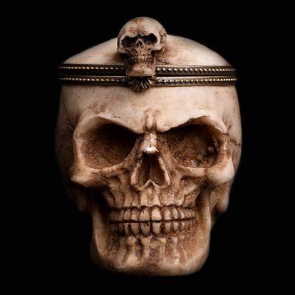 Coffret crâne