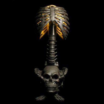Lampe squelette