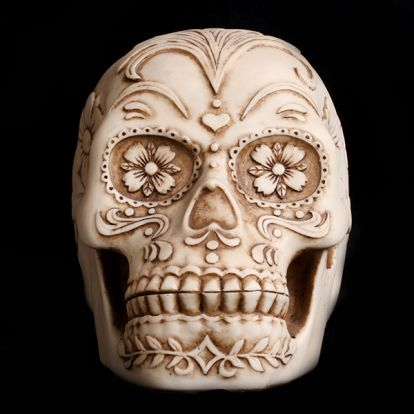 Crâne calavera