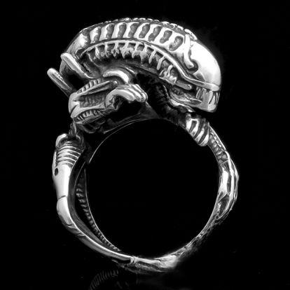 Bague alien