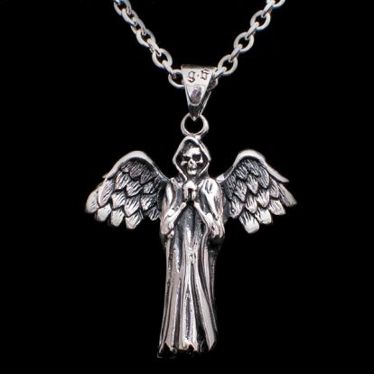 Angel of death pendant