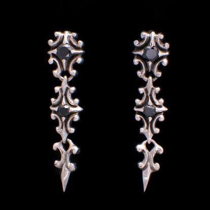 Medieval earrings